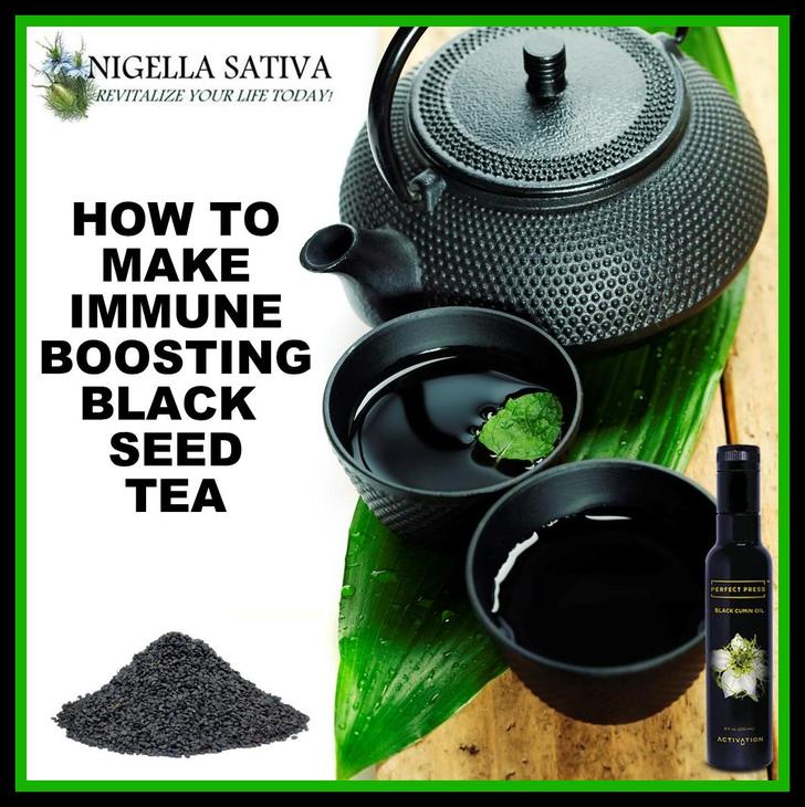 HOW TO MAKE BLACK SEED TEA - A POWERFUL REMEDY FOR HEALTH ...